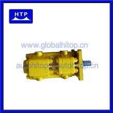 pompe à engrenages pour Komatsu 07400-40500, pompe à engrenages hydraulique pour Komatsu