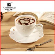 2015 nueva taza de café de cerámica del partido del producto de cerámica con personalizar logotipo