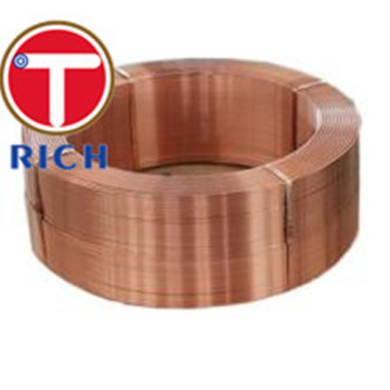 TORICH C11000 Capillary Coil Copper Pipe Copper Tube