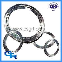 single row crosses roller slewing bearing