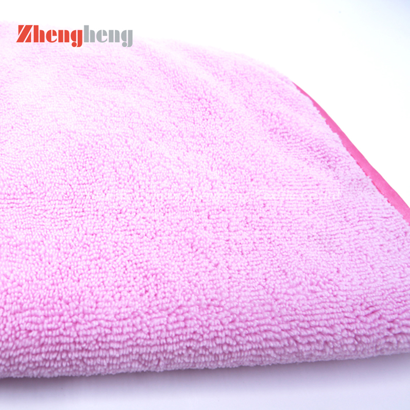 High and Short Loops Microfiber Towels (14)
