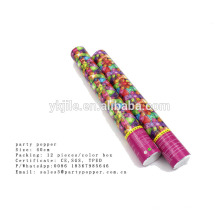 Factory Wedding Confetti Party Popper Launcher Tubes