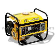 Generador de poder de la gasolina del uso en el hogar 1.0kVA 154f