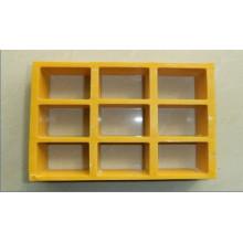Rejilla de acero galvanizado ISO 9001: 2000