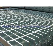 coating zinc steel grating