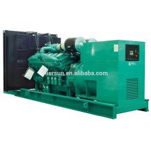 AC trifásico 1400kva 1120kw com Cummins Power Generation C1675 D5