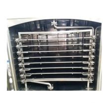 Conduction and Plate Type Vacuum Drying Machine