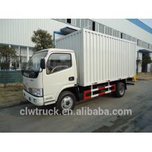 Preço de fábrica Dongfeng Mini 5 Tons Cargo Van, dongfang caminhão de carga