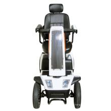 Bequemer Rollstuhl mit Solarbrett für Behinderte