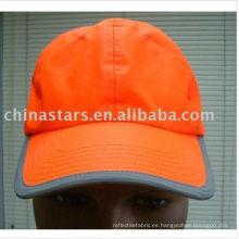 EN471 gorra de béisbol de seguridad de algodón