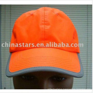 EN471 cotton safety baseball cap