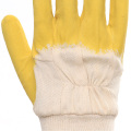 Latex Coated Safety Gloves Prompt Delivery