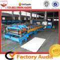 Glazed Tile Forming Machine Making Step Roofing Tile