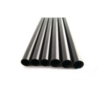 Low tolerance carbon fiber tubes