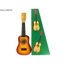 Boa qualidade brinquedos de guitarra de madeira