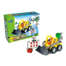 OEM manufacturer custom for Funny Blocks Construction Toy Blocks for Kid export to Italy Exporter