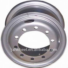 Heavy Duty Truck Rims 22.5x7.50 China Wholesale Steel Wheel Rim Fine Hub Best Quanlity