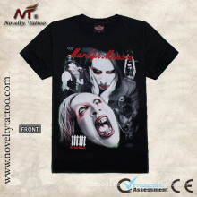 T100296 Vampire Tattoo Design Tattoo Tshirt