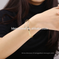 2017 gros Bracelets de produits en acier inoxydable Bracelet Bracelets femmes