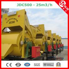 Venta caliente único eje forzados hormigonera (JDC350 y JDC500)