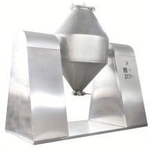 Mezclador cónico doble de la serie de 2017 W, mezclador del tambor de los SS, mezclador horizontal de los pasteles del acero inoxidable