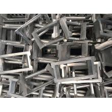 Pièces de magnésium OEM, fonte de magnésium