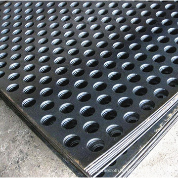 2016 Hot Round Hole Galvanized Perforated Metal Sheet