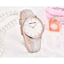 stylish stainless steel case back japan movt girls watch
