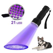 Pet Stains Odors detector UV Flashlight