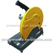Herramienta eléctrica, máquina cortada de la placa de acero con 355m m