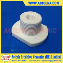 Machinable Glass Ceramic Products Thread Machining