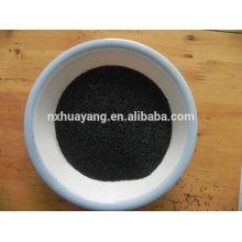 China Großhandel Oxid Aluminium schwarz Sand Strahlmittel