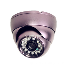 2.5-inch Security Ccd Dome Camera With 20m Ir Distance