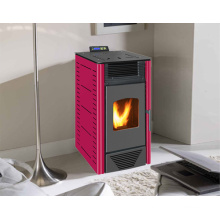 9kw Adjustable Thermostat Overheating Protect Indoor Pellet Stove