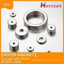 2015 permanent ring magnet neodymium magnet motor made in China