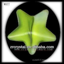 collier en cristal W077