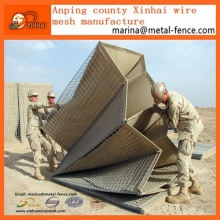 Hesco Barriers/Blast Wall/Bastion/Bag For The Middle East(manufacture)