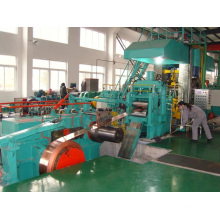 Yellow Brass Coil Cold Rolling Mill Line