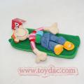 Plush Pencil Case Doll Toys