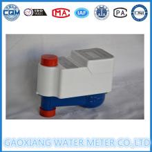Medidor de agua prepago de la tarjeta IC vertical del fabricante