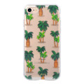 Cobertura TPU da IMD Coconut Tree para iPhone