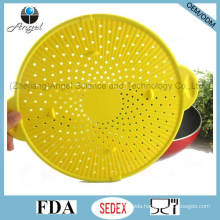Popular Food Grade Silicone Steamer for Food Vegetable Sk29