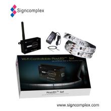 Controlador de LED controlable por Wi-Fi (LC-0RGB-WIFI-01)