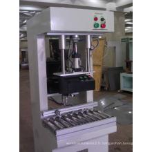 Machine de codage pneumatique semi-automatique