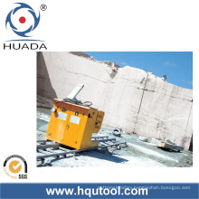 Variable Typed Diamond Wire Saw Machine for Stone Mining and Quarrying
