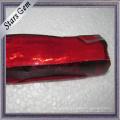 Deep Vivid Red Corundum Synthetic Ruby Rough