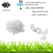 China Supplier of Food Sweetener Licorice Extract Glycyrrhizic Acid