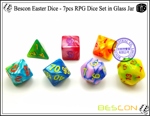 Bescon Easter Dice (4)