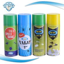 400ml Insektizid Aerosol Spray Hot Verkauf in Afrika Markt