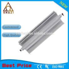 Calentador de dormitorio elemento de calefacción de aluminio